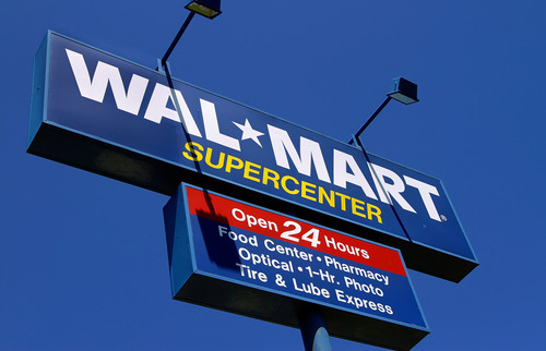 Seth Perlman   The Associated Press Some retailers, such as Walmart, will ad-match, in which they  agree to match the price of an identical item sold by a competitor. Some shoppers try to abuse this policy.
