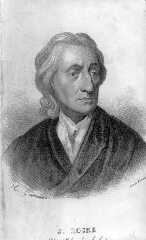 John Locke. Courtesy of Library of Congress