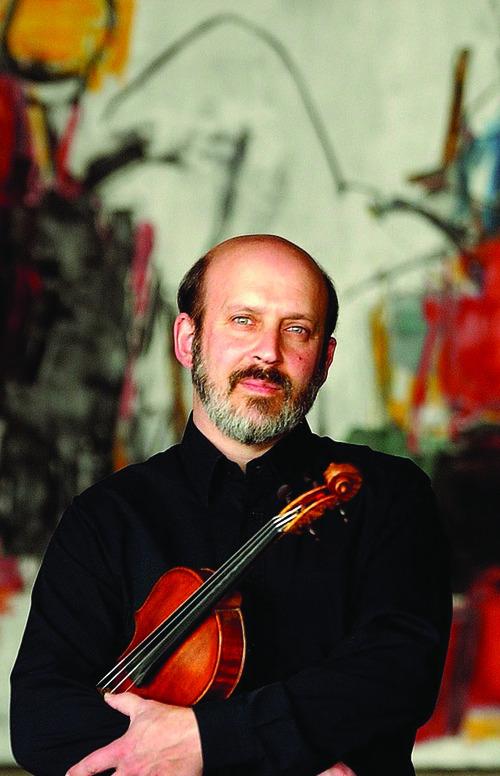 Gerald Elias, author and former associate concertmaster of the Utah Symphony. (Courtesy photo)