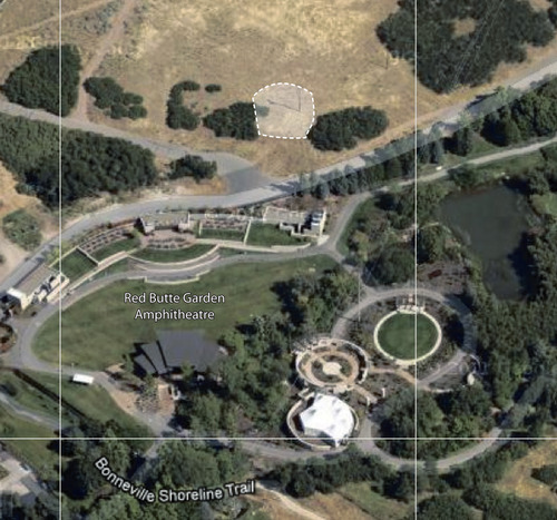 Charming The Hillside Behind Red Butte Garden Amphitheatre Will Be Closed Next Year  To People Who Are
