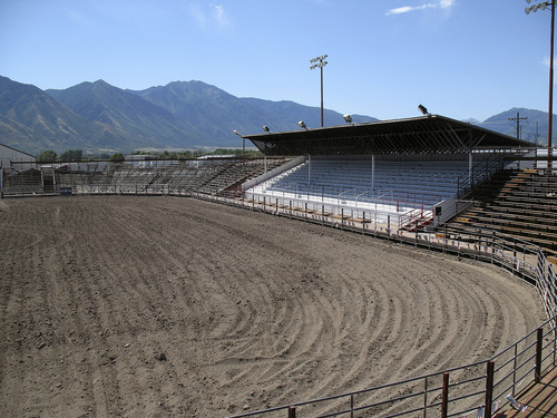 3m Donation Gives Spanish Fork Rodeo Arena A Lift The