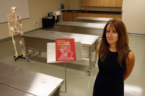 Salt Lake Community College To Train Students In Mortuary Science