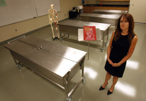 Salt Lake Community College to train students in mortuary science ...
