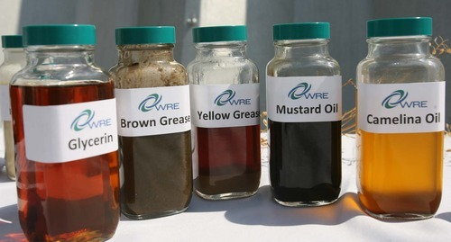 Leah Hogsten     The Salt Lake Tribune Biofuel is made from