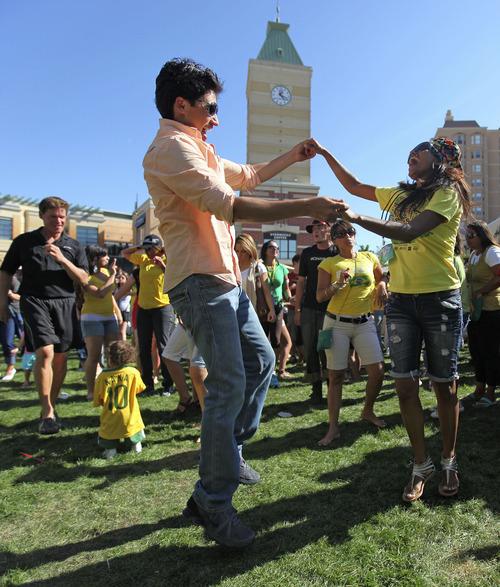Downtown Salt Lake City Living: Photos Of The Brazilian Festival September 3, 2011