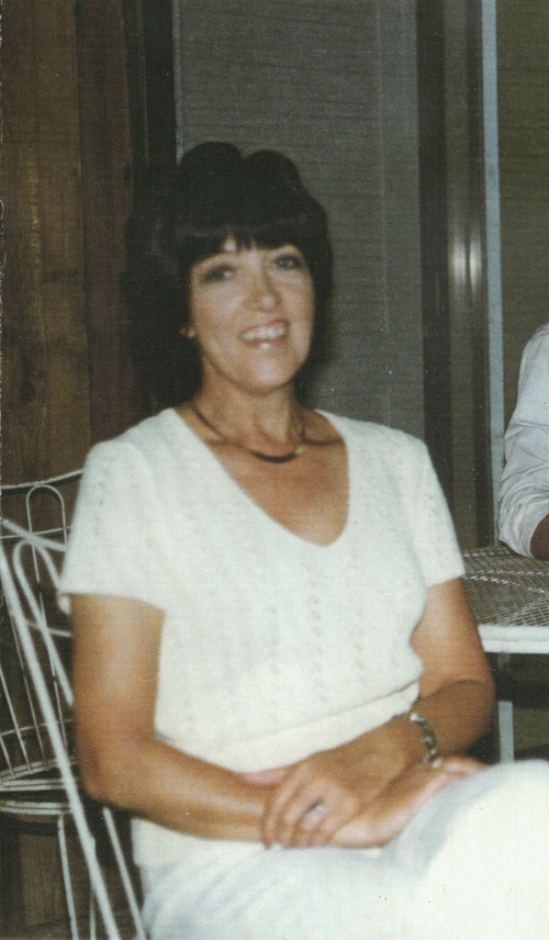 Eva Olesen was fatally stabbed and shot during a 1985 robbery of her home in Provo. Courtesy photo