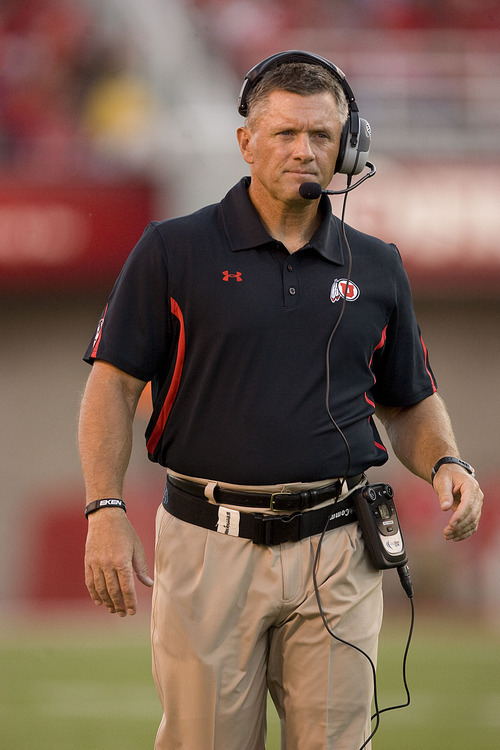 Trent Nelson  |  The Salt Lake Tribune  Coach Kyle Whittingham described USC as