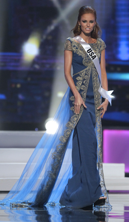 Photos of the Miss Universe Pageant September 12, 2011 - The Salt ...