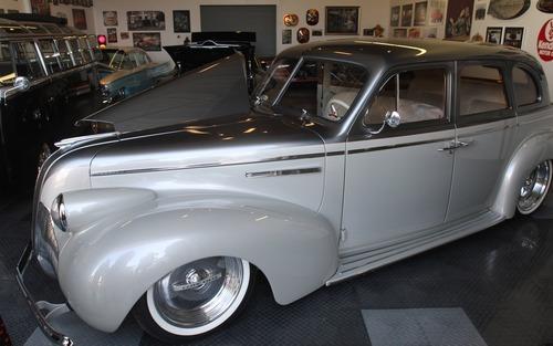 Utah hot rod, custom car builder goes national - The Salt ...