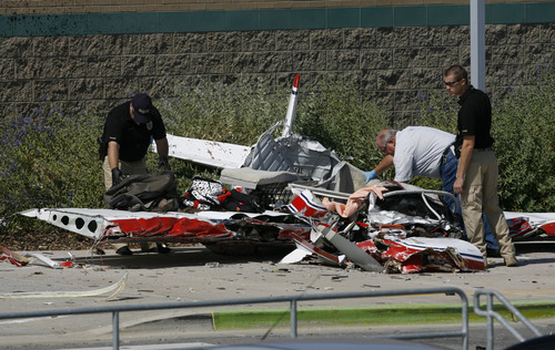 plane crashes near columbia elementary in west jordan the salt