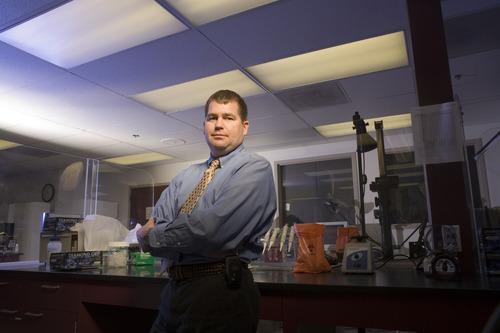 Timothy Kupferschmid, executive director at Salt Lake-City based Sorenson Forensics. Courtesy Soreson Forensics
