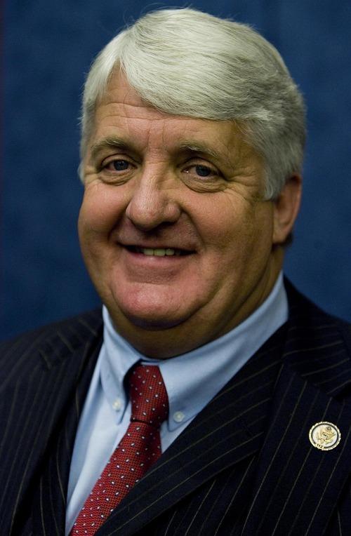 Djamila Grossman     Tribune file photo Rep. Rob Bishop, R-Utah.