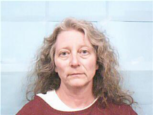 A Utah Department of Corrections photo of Carole Elizabeth Alden, who was sentenced to 15 years in prison for killing her husband in 2006.
