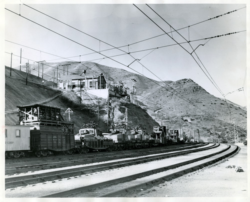 Tribune file photo  The Utah Copper Company, now known as Kennecott, is seen in this 1948 photo.