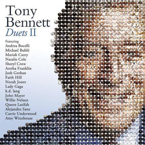 Tony Bennett album cover. Courtesy image