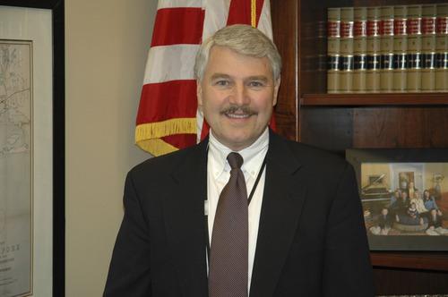 Palmer DePaulis, a former mayor of Salt Lake City.
