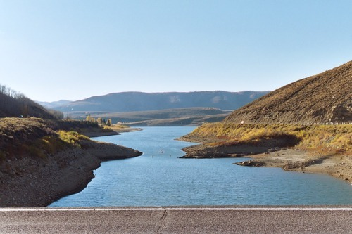 Scofield reservoir utah ice report
