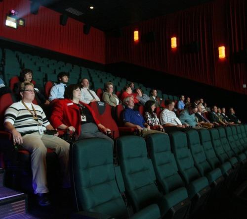 Megaplex Opens Newest Theater In Centerville The Salt