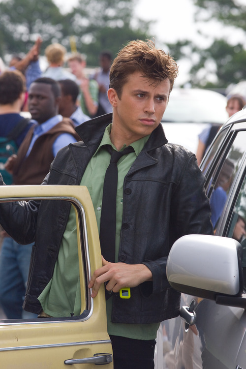 In this image released by Paramount Pictures, Kenny Wormald is shown in a scene from