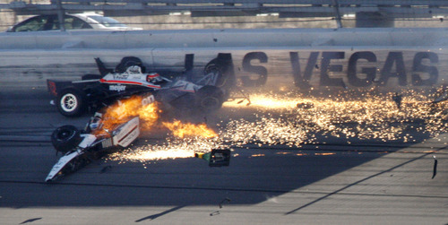 indy  winner  wheldon dies  fiery crash  las