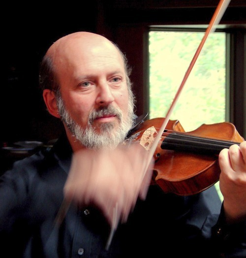 Courtesy photo Violinist and mystery author Gerald Elias won this year's fiction award from the Utah Humanities Council for his book,