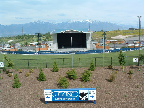 Usana courtesy photo    Usana is among Utah's multilevel marketing companies whose influence is growing through community sponsorships of things such as the amphitheater in West Valley City.
