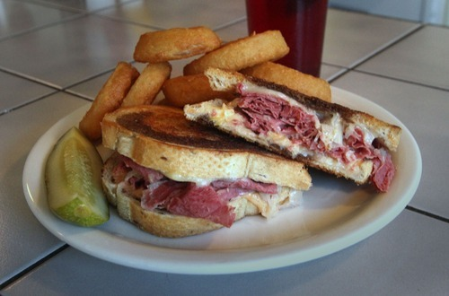 Rick Egan  | The Salt Lake Tribune  Penny Ann's Cafe, at 1810 S. Main in Salt Lake City, serves simple, well-executed American and Italian comfort foods. Come for the great sandwiches like the Reuben but stay and linger over the exceptional made-from-scratch pies.
