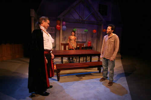 Leah Hogsten | The Salt Lake Tribune  Terence Goodman plays