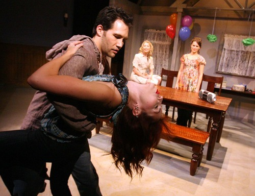 Leah Hogsten | The Salt Lake Tribune  Deena Marie Manzanares plays