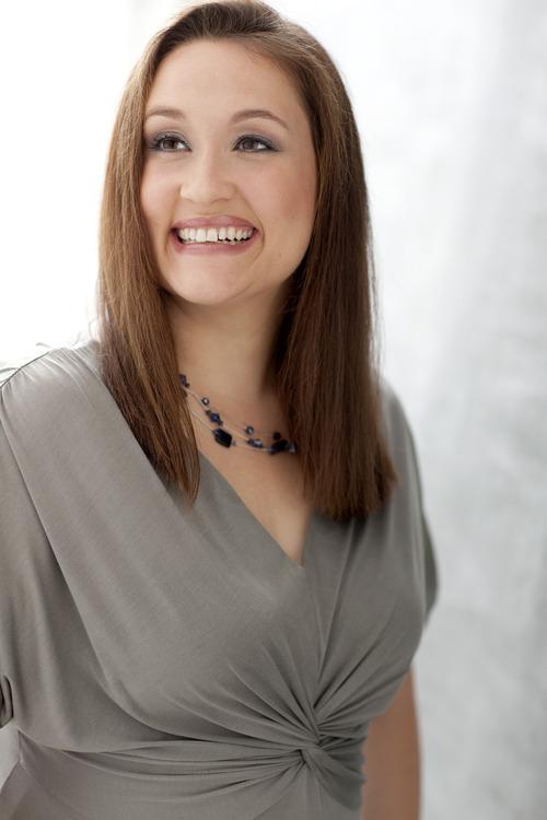 Singer Erin Morley. (Courtesy image by Dario Acosta)