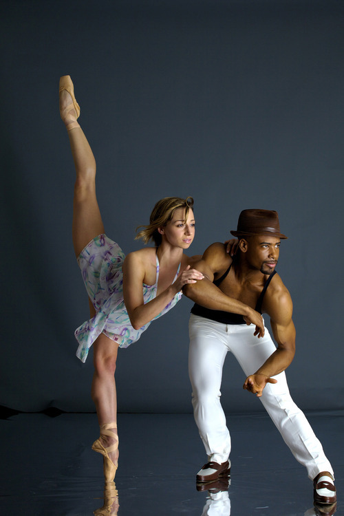 Jourdan Epstein (left) and Gary W. Jeter II. (Courtesy image by Jae Man Joo)