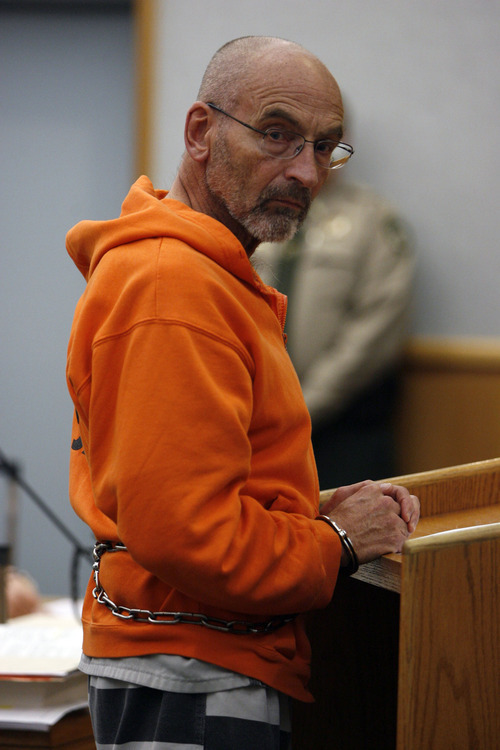 Tribune file photo Lon Kennard appears in court in March 2010.