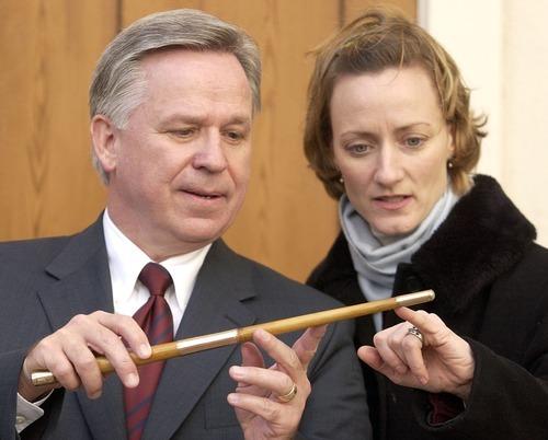 Tribune file photo Craig Jessop will conduct two concerts of Benjamin Britten's