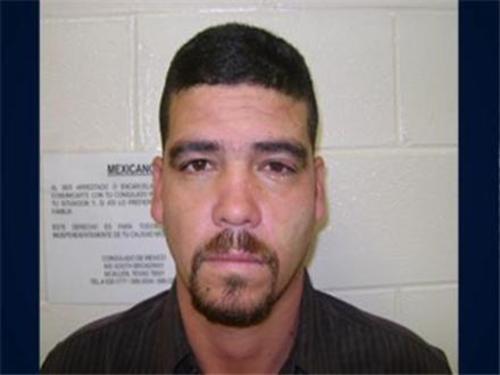 Jose Luis Garza-Flores (Hidalgo County Jail photo)