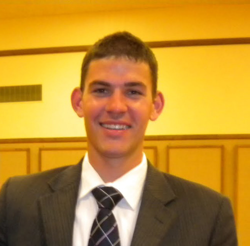 Trevor Reinhold Strong, LDS missionary from Taylorsville, was struck and killed by a vehicle in Donna, Texas.