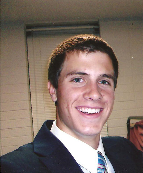 Derek Jason Walker, 20, of Fairfield, Idaho was one of two missionaries from The Church of Jesus Christ of Latter-day Saints killed Tuesday night when a vehicle struck them while they were riding their bikes in Donna, Texas.