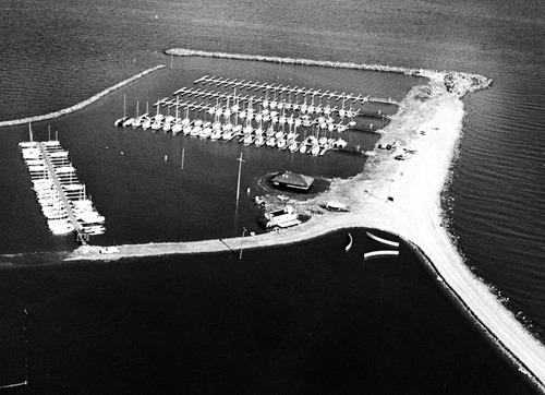 Saltair Marina - 1984