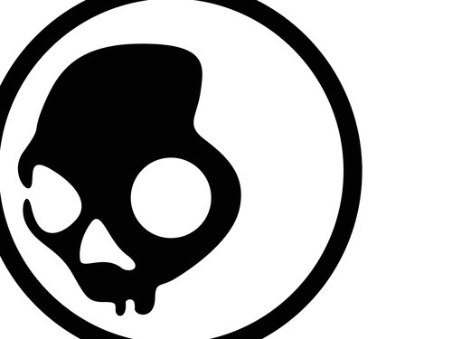 Courtesy SkullcandyThis is Skullcandy's logo. Skullcandy has sued ...