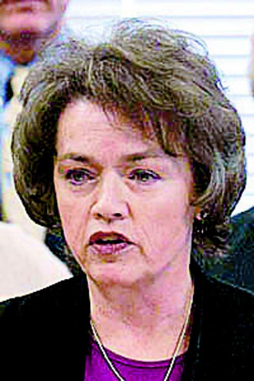 TRENT NELSON | Tribune File Photo  Sen. Margaret Dayton