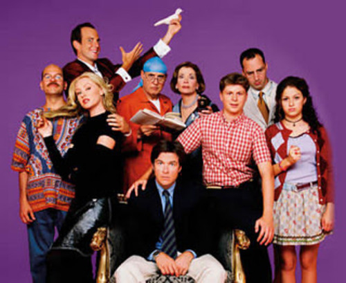 The cast of Arrested Development (Courtesy Fox)