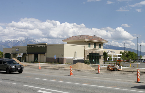 Major additions to Valley Fair Mall are planned for next year and will complete a renovation that began in 2006. This building was  completed in 2009. File photo/The Salt Lake Tribune