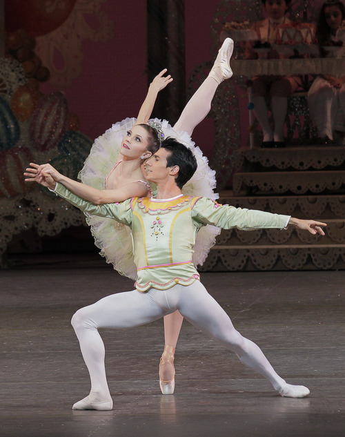 New York City Ballet Nutcracker  Dancers
