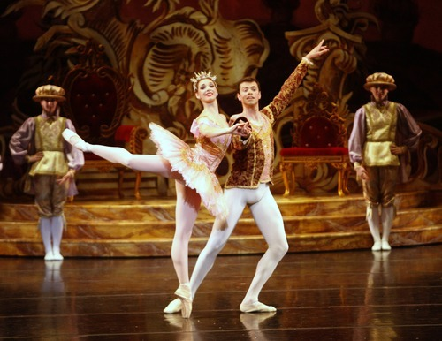 Rick Egan  | The Salt Lake Tribune   Ballet West performance of