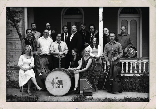 The Lower Lights release their holiday album