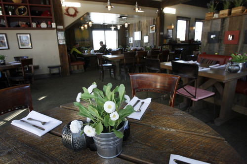 Tribune file photo The Silver Star Cafe in Park City will be among the Utah restaurants that will be open on Christmas Eve. Make your reservations soon.