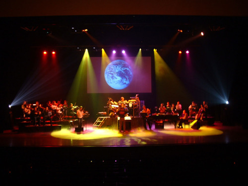 Mannheim Steamroller performs Friday night at Abravanel Hall in Salt Lake City.