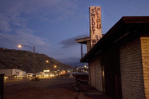 Kim Raff   The Salt Lake Tribune Swedetown Pub in Salt Lake City.