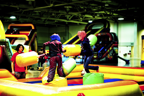 Bouncetown will be at EVE 2011.  Courtesy David Newkirk