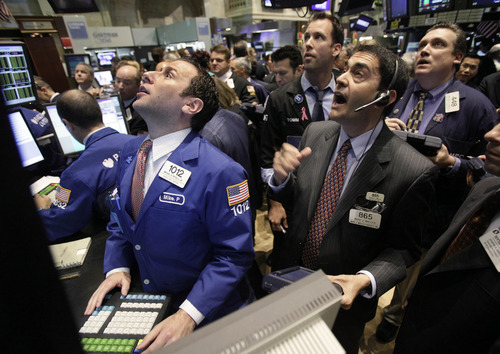 file  |  The Associated Press Although the stock market rebounded sharply beginning in March 2009, it's still about 20 percent shy of its peak in late 2007. Yet even in the gloom of 2011, there was a bright spot, dividend-paying stocks.