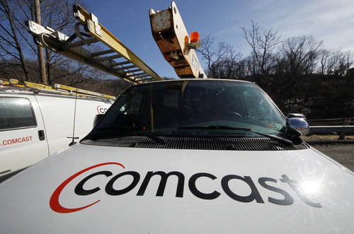 Gene J. Puskar  |  Associated Press file photo. The deal incorporates Comcast's Xfinity TV online suite of programs and gives its 22.4 million video subscribers online access to services such as ESPN3, which offers live feeds of games that are sometimes not on the television network.